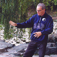 Mark Doing Tai Chi